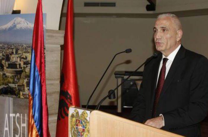 Армянское почетное консульство открылось в столице Албании