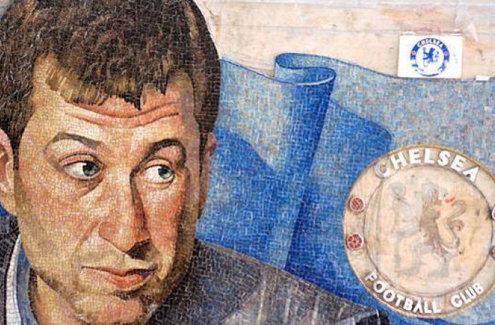 Албанский скульптор создал уникальную мозаику в честь Романа Абрамовича