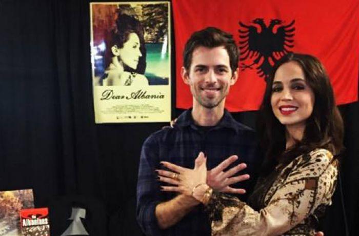 Голливудская актриса создала документальный фильм об Албании