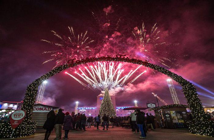 Как Албания праздновала Новый год?