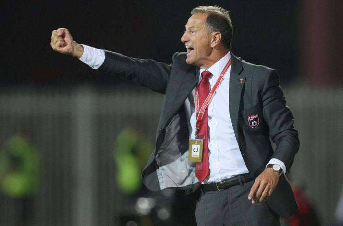 Сборная Албании выиграет от увеличения числа участников футбольного ЧМ до 48