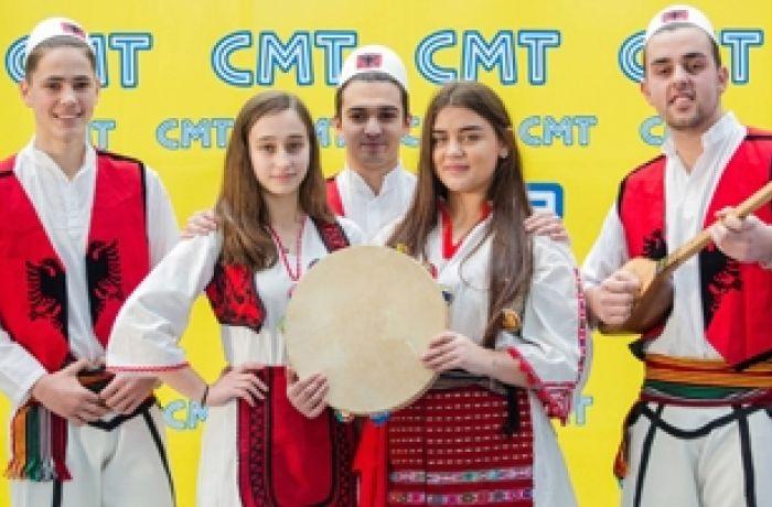 Туристический потенциал Албании представлен на выставке CMT 2017 в Штутгарте