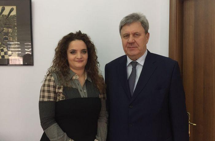 Посол России в Албании встретился с сопредседателем Российско-Албанской Межправительственной комиссии