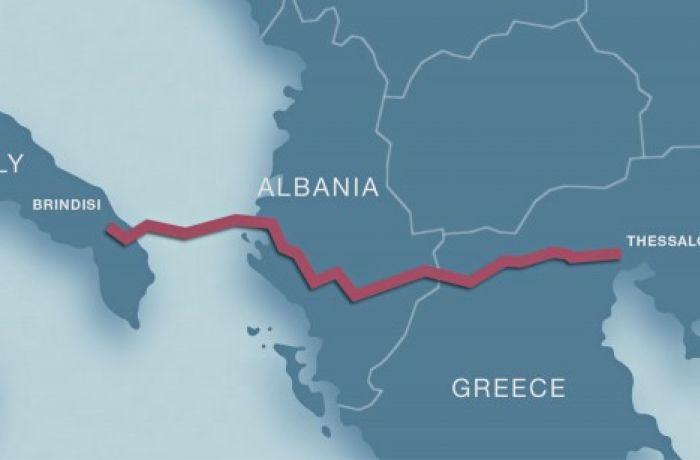 Албания в 2017 году заработает 400 млн. евро на проекте TAP
