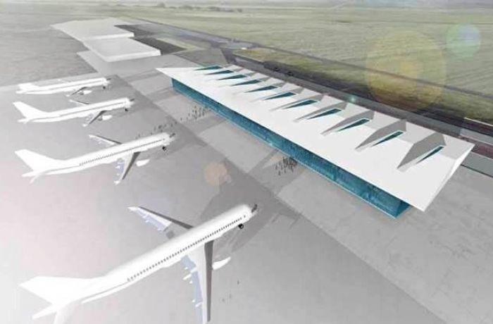 Как будет выглядеть аэропорт Влёры, который поможет слетать на отдых в Албанию