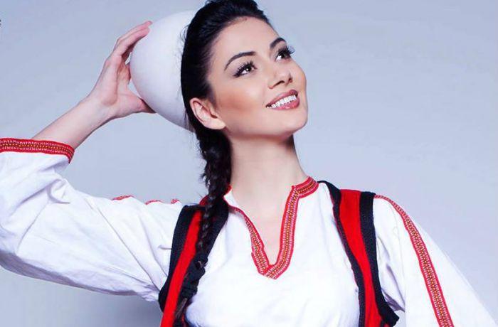 Sia Magazin: албанки – самые красивые девушки Европы