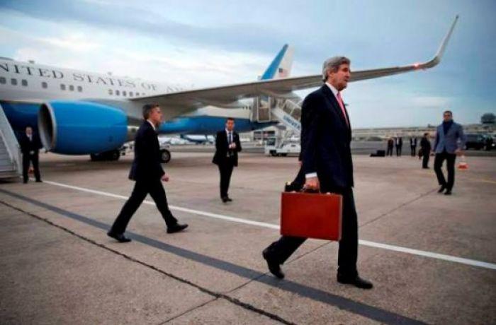 Госсекретарь США Джон Керри посетит Албанию с рабочим визитом