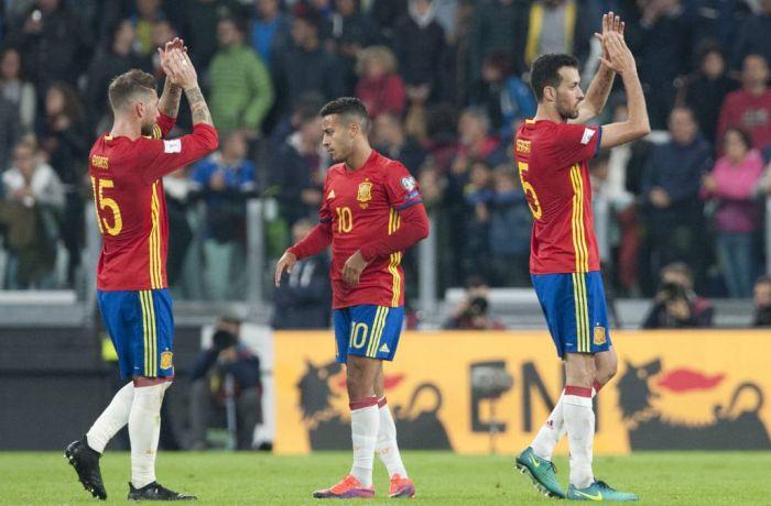 Футбольный матч Албания-Испания может пройти в Африке