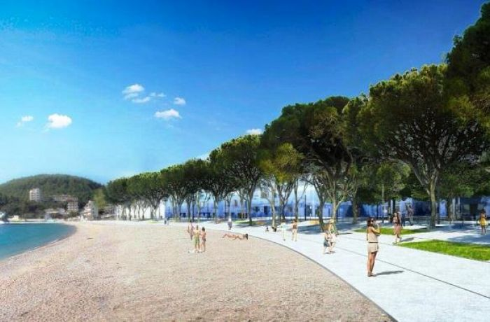 Строители Balfin Group займутся обустройством набережной албанского курорта Дерми