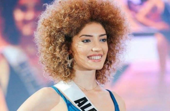 Албанская красавица получила специальный приз на конкурсе Мисс Вселенная 2017
