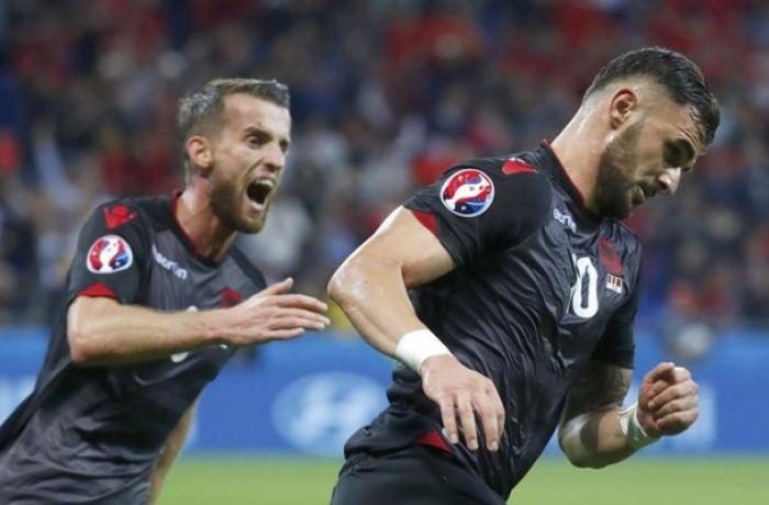 Нападающий сборной Албании Армандо Садику присоединился к испанскому ФК Леванте