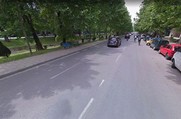 В столице Албании обновится Среднее транспортное кольцо