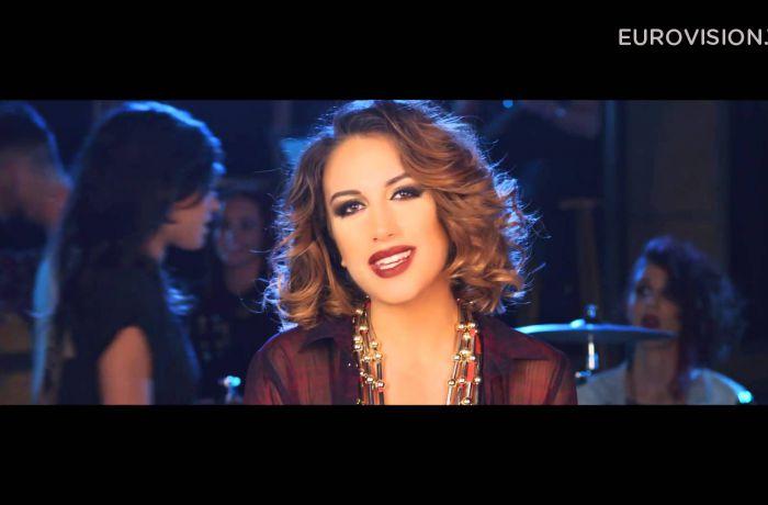 Евровидение 2015: представительница Албании представила клип на новую песню