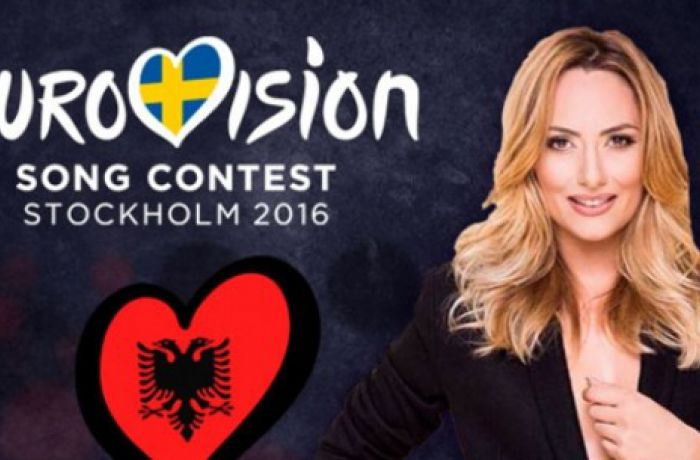 """Евровидение 2016: Албания представила клип на песню """"Fairytale"""""""