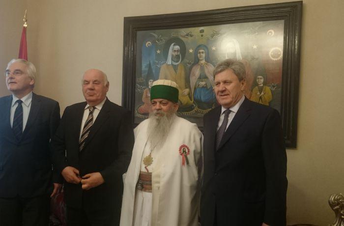 Посол России в Тиране поздравил бекташей Албании с праздником Навруз