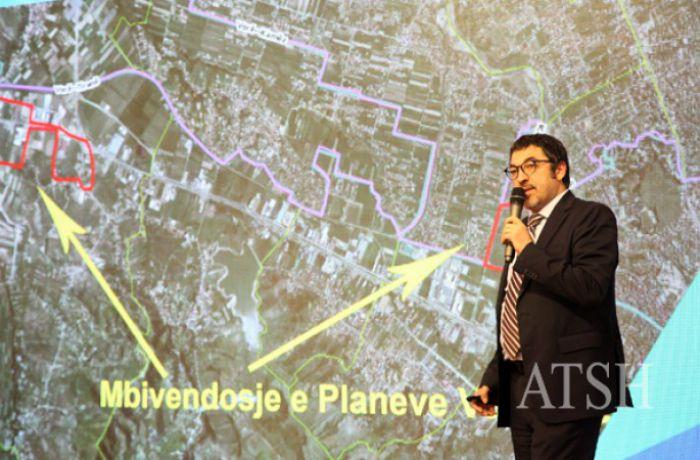 Состоялась презентация уникальной цифровой карты Албании