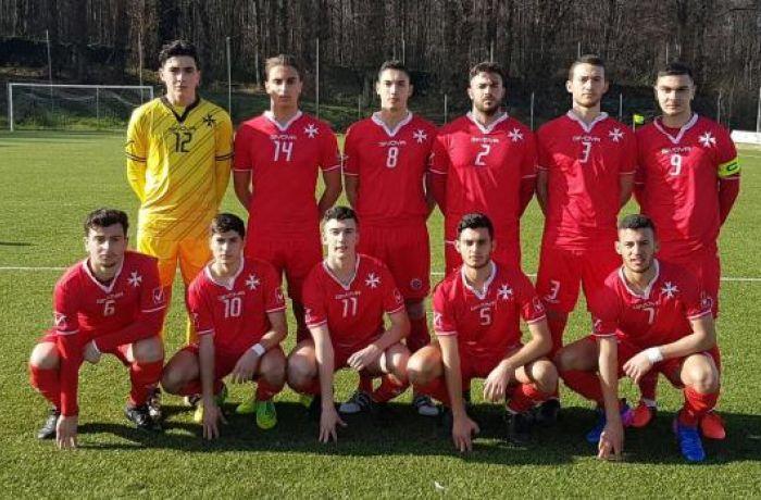 Молодежная сборная Албании по футболу обыграла команду Мальты