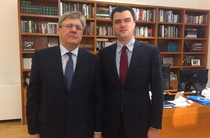 Посол России в Албании встретится с председателем албанской Демократической партии