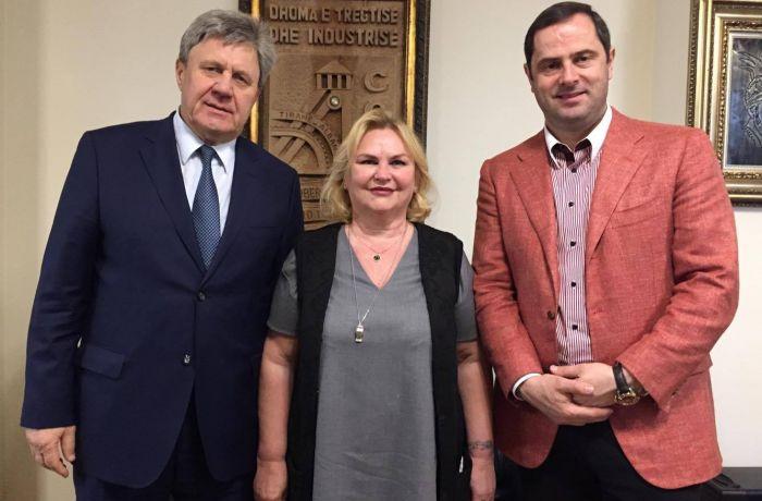 Посол России в Албании встретился с представителями албанского бизнес-сообщества