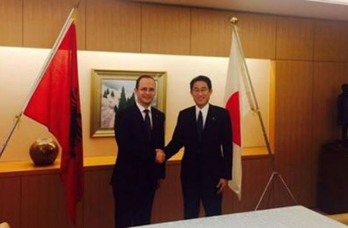 Япония готовится к открытию посольства в Тиране