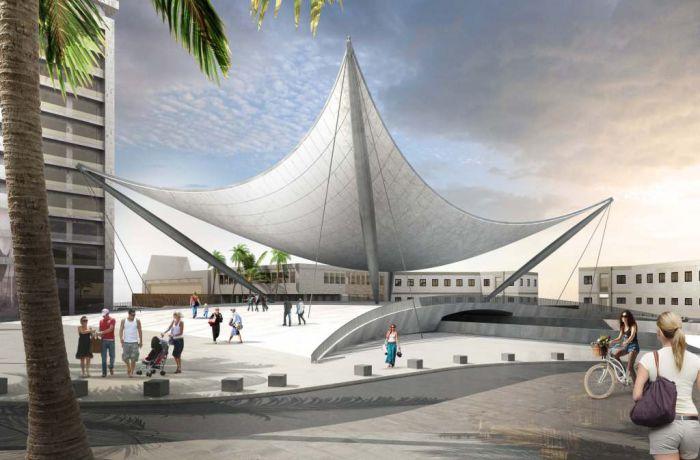 Представлен проект новой городской площади в Дурресе (фото и видео)