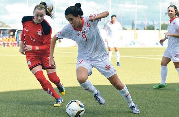 Женская футбольная сборная Албании сыграет с командой Мальты
