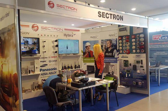 В Албании прошла выставка современных систем безопасности