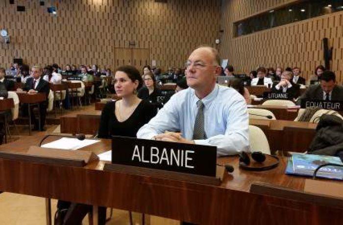 Делегация Албании прибыла на конференцию ЮНЕСКО по объектам подводного культурного наследия