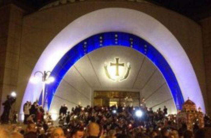 Как в Албании проходили торжества по случаю православной Пасхи