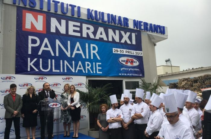 Посольство РФ в Албании приняло участие в ярмарке Института кулинарии «Нерандзи»