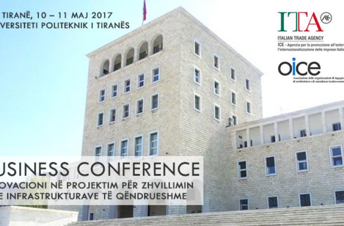 В столице Албании пройдет B2B-конференция на тему устойчивого развития инфраструктуры