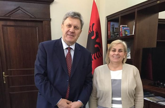 Политики России и Албании обсудили туризм и инвестиции