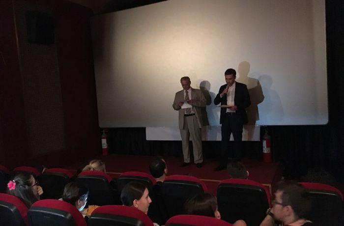 Показ российских мультфильмов впервые состоялся в Тиране
