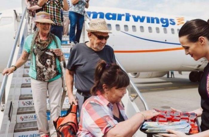 Слетать на отдых в Албанию в 2017 году можно будет из Праги