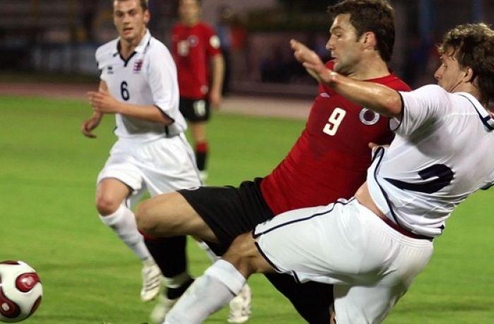 Сборная Албания уступила футболистам Люксембурга со счетом 1-2