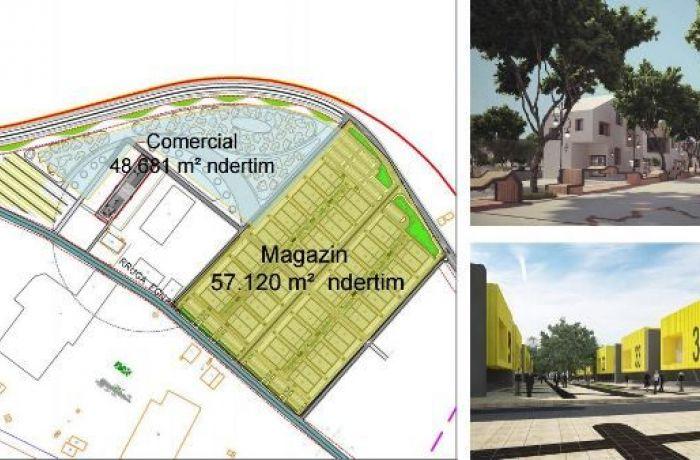 Торговый центр Mall of Albania построит в Тиране компания Edil AL shpk