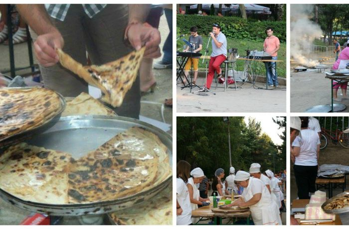 Почему любителям пирогов следует побывать в городе Корча?