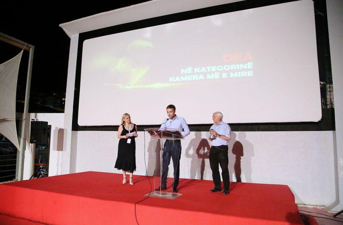 """Российский фильм получил приз международного кинофестиваля """"DEA Open Air"""""""