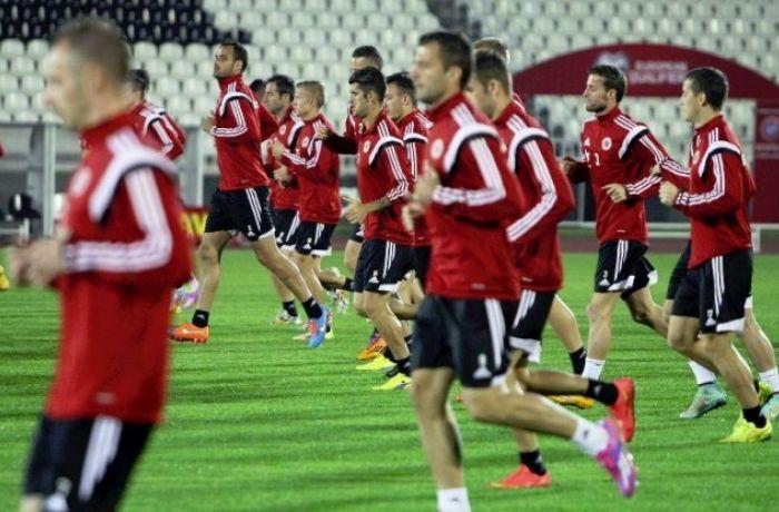 Рейтинг ФИФА: сборная Албании поднялась на 5 позиций