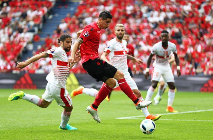 Сборная Албании по футболу недовольна стадионом для отборочного матча с Македонией