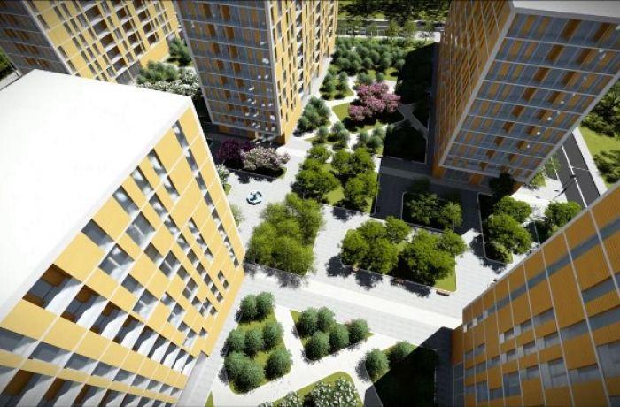 В столице Албании будет просторен жилой комплекс Фиори ди Боско (Fiori Di Bosco)
