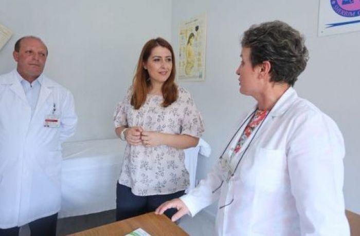 Медицина Албании: страна реконструирует 80 центров здравоохранения в 2018 году