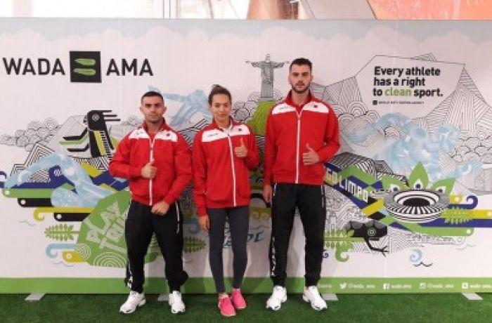 Как пловчиха из Албании выступила на Олимпийских играх 2016 в Рио