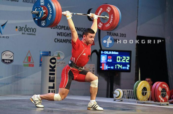 Как албанский тяжелоатлет Калья выступил на Олимпийских играх 2016 в Рио