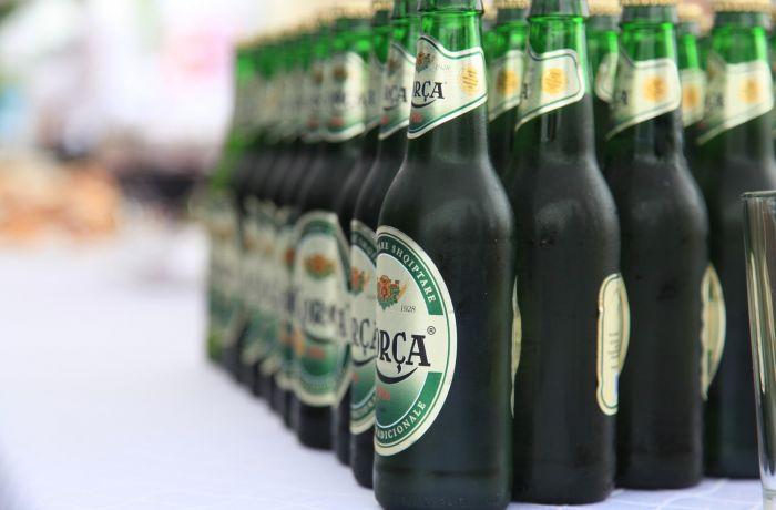 Албания импортировала в 35 раз больше пива, чем продала на экспорт