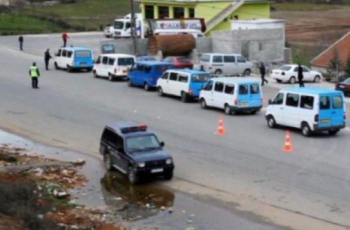 В Албании запретят пассажирским фургонам въезд на междугородние автомагистрали