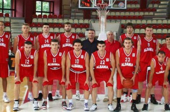 Албанская баскетбольная команда приняла участие в товарищеском турнире на Кипре