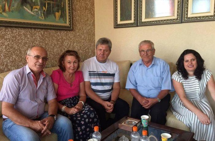 Посол России в Албании встретился с руководством дуресского отделения Общества дружбы «Албания-Россия»