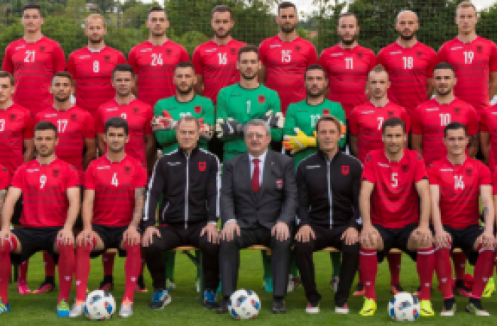 Сборная Албании по футболу проведет товарищеский матч с Марокко