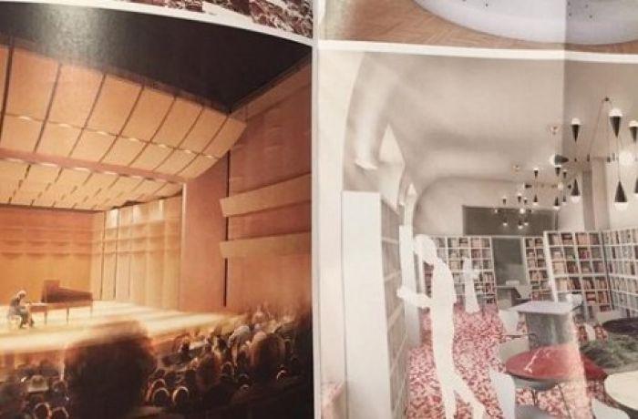 Национальный театр оперы и балета Албании подвергнется реставрации